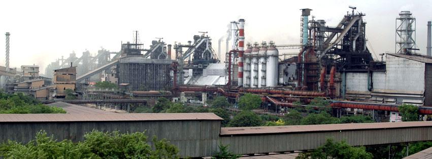 Bhilai-Steel-Plant